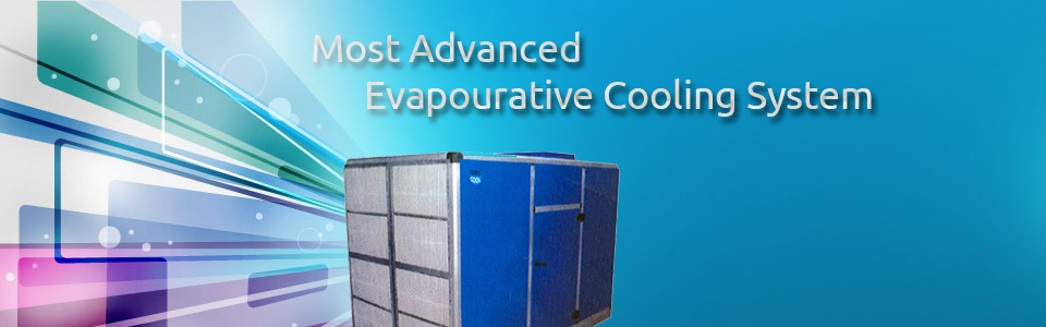 Evaporative cooling system supplier in coimbatore