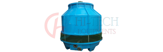 FRP Round Shape Cooling Towers